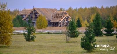 Вотчина: преимущества дома в деревне, удобства коттеджного поселка и просторы земельных угодий