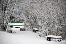 Сказочная зимняя Вотчина - сцена ждет праздников