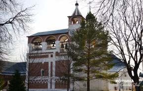 Суздаль. Колокольня Спасо-Евфимиева монастыря (XIV в)