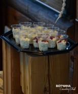 Домашний творог с нашей экофермы, ягоды - с наших участков. Все свое, полезное, вкусное!