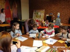 Конкурс детского рисунка Лето вместе.