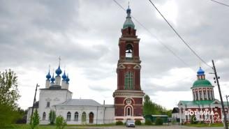 Юрьев-Польский - Никитская и Свято-Покровская церкви
