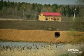 Основным элементов для строителства прудов является ограждающая дамба - обязательное гидротехническое сооружение.
