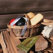 Заветная корзина фермерских сыров с Вотчины.