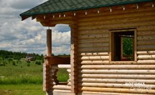 Деревянный дом  - жизнь в гармонии с природой