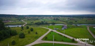 11 км внутрипоселковых дорог!