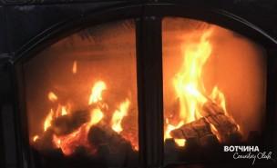 Тепло домашнего камина