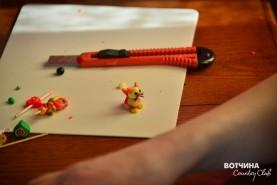 Мастерская удивительных вещей на Вотчине. Лепка из полимерной глины.
