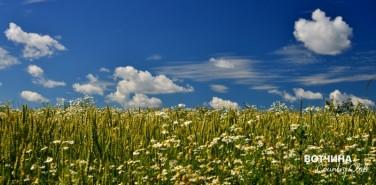 Художница Природа смазала облака большой кистью...