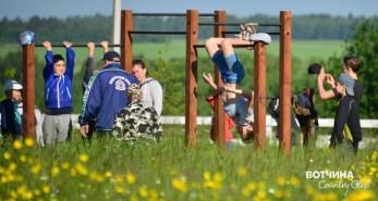 Спорт, свежий воздух, солнце и здоровое питание с эко-фермы - заряд иммунитета на весь год