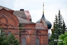 Юрьев-Польский - Собор Троицы Живоначальной