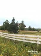 """Забор \""""РАНЧО\"""" стал фирменным в поселке с легкой руки Саши Михайловой - жительницы Вотчины и профессионального Архитектора, по-совместительству."""