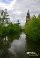 Юрьев-Польский - окрестности Вотчины